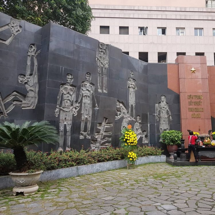 """Exploring the """"Hell on Earth"""" - Hoa Lo Prison in Hanoi"""