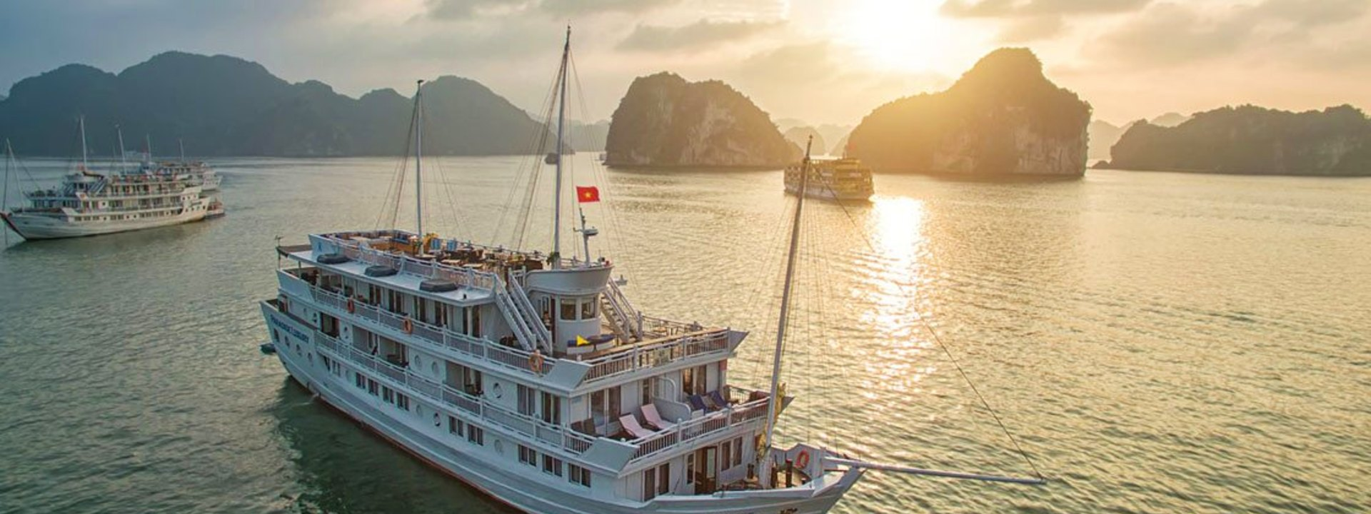 Discover the Magnificent Halong Bay with Paradise Luxury Cruise 2 days