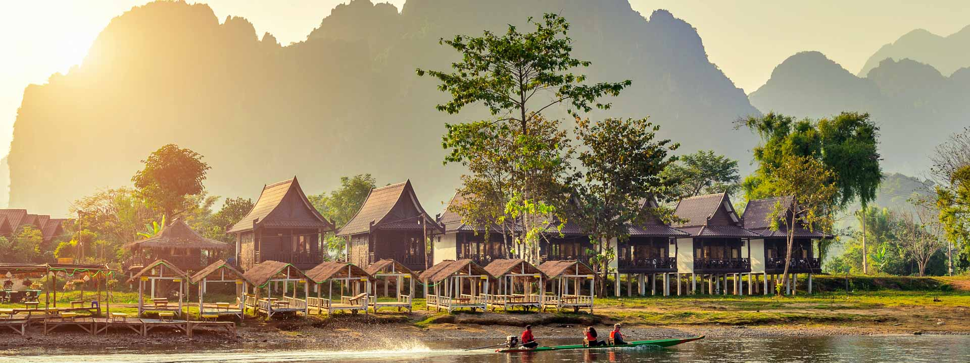Timeless wonders in Vietnam Cambodia Laos Tour 21 days