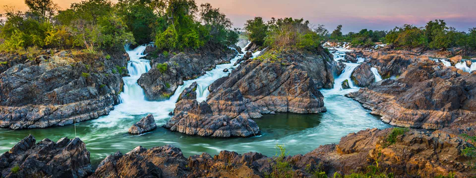 Exotic Vietnam Laos Cambodia Tour Package 7 days