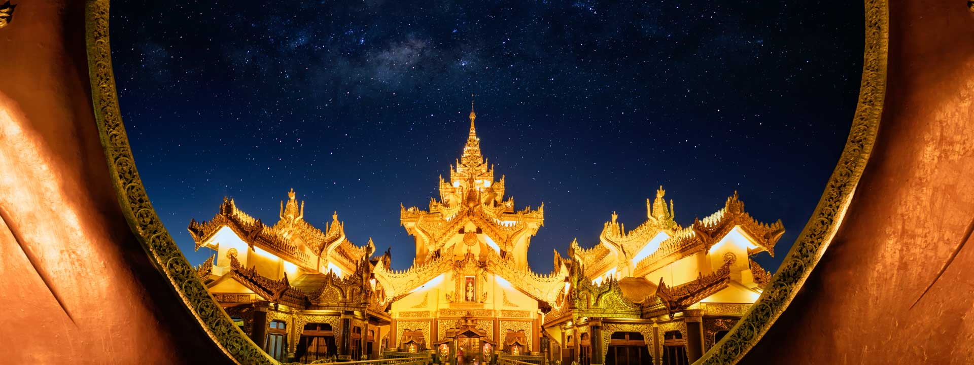 Treasure of Myanmar 7 days