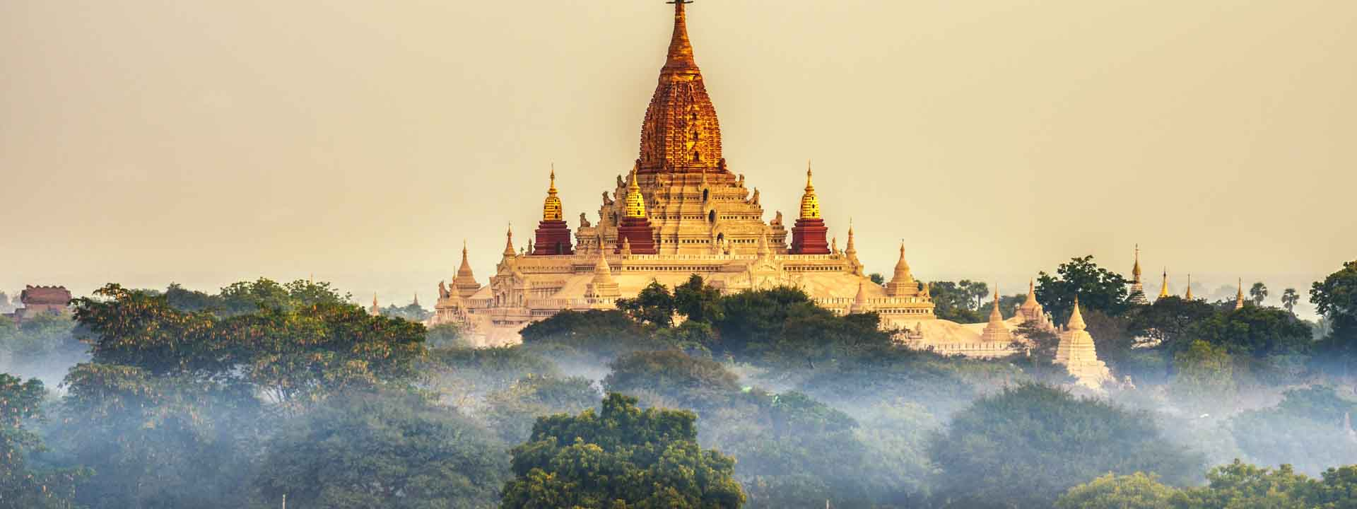Discover Myanmar from Highlights to Beach Relaxation 12 days