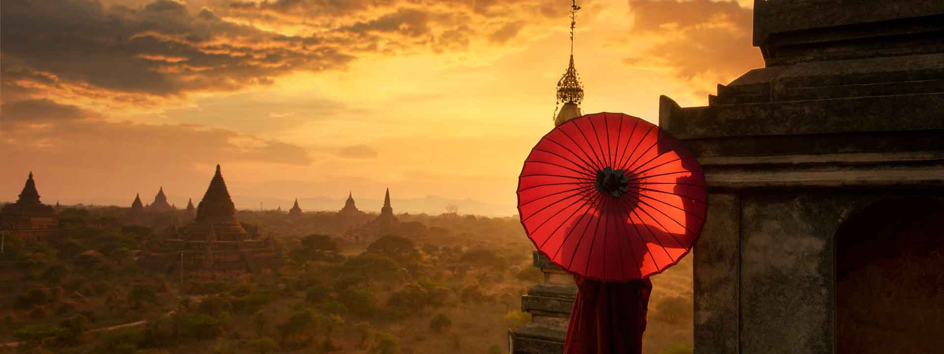 Essential Myanmar 6 days