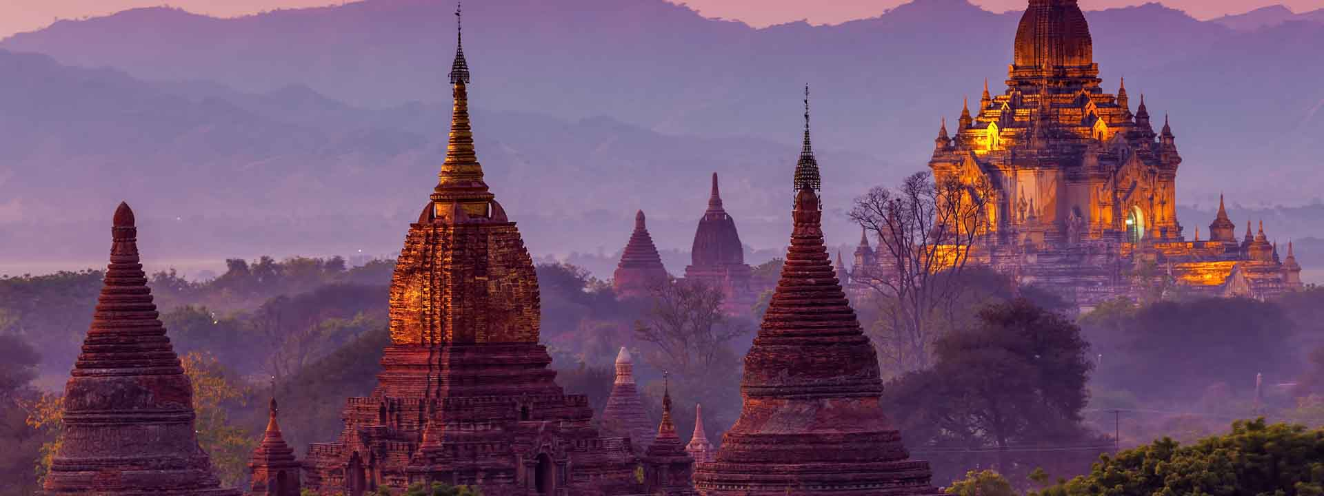 Luxuries and Mysteries of Myanmar 10 days