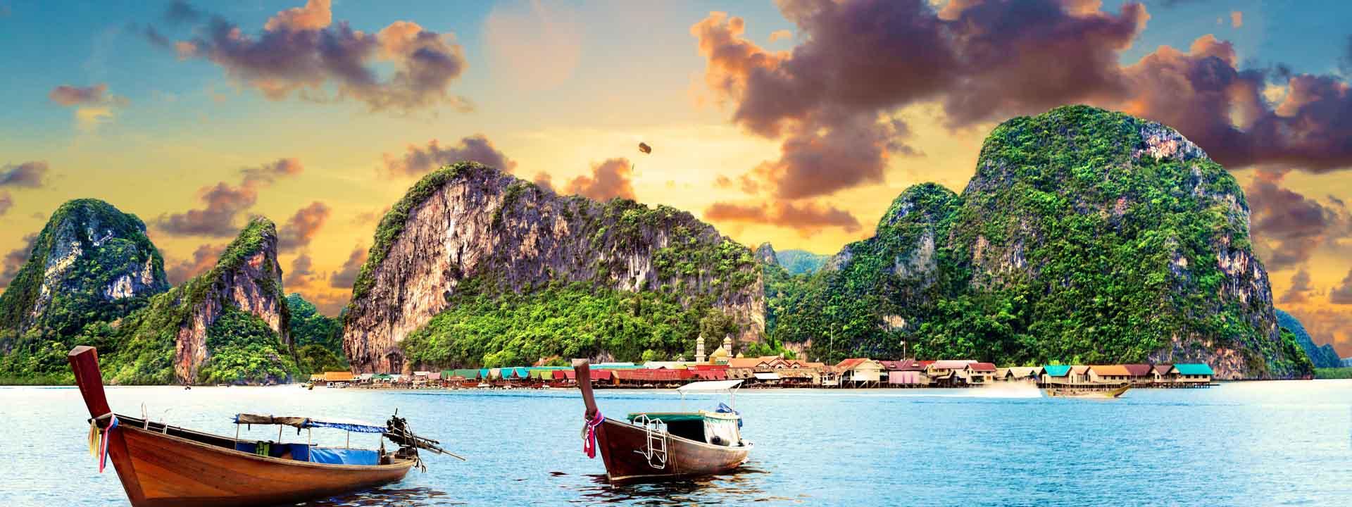 Romantic Thailand 11 days