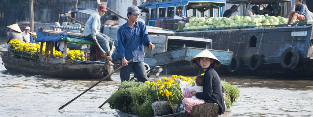 Mysteries of Mekong Waterways 5 days