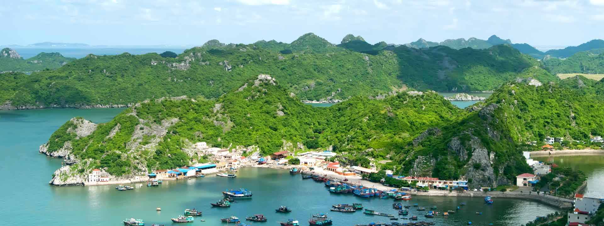 Island Life Experience for 4 days in Cat Ba Island