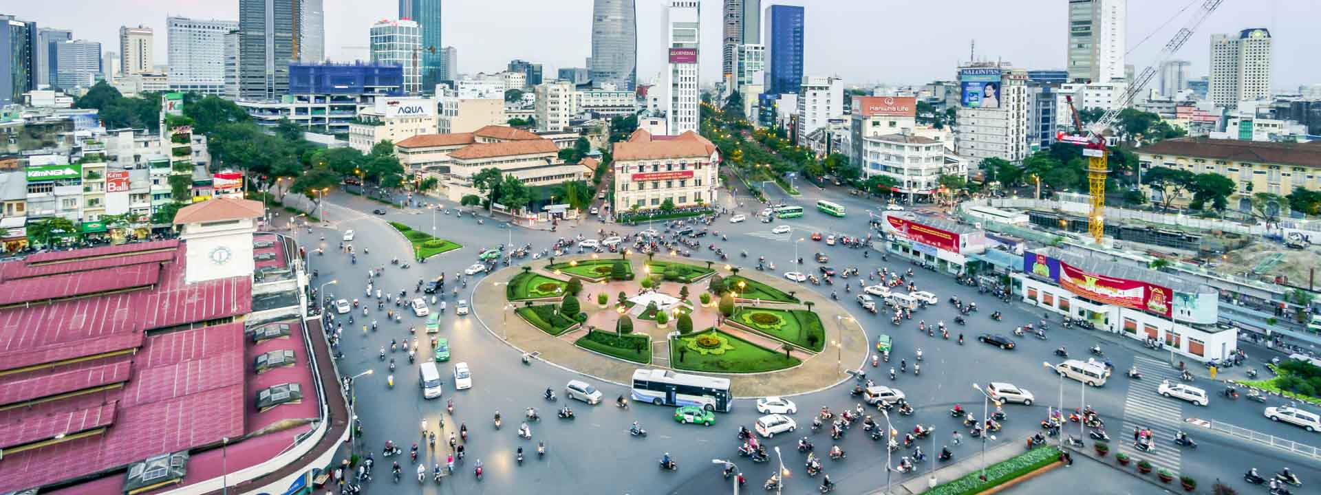 Free & Easy in Ho Chi Minh City 4 days