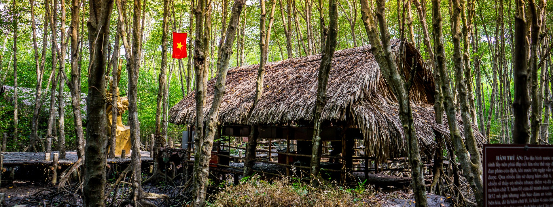 Discover the National Biosphere Reserve of Can Gio