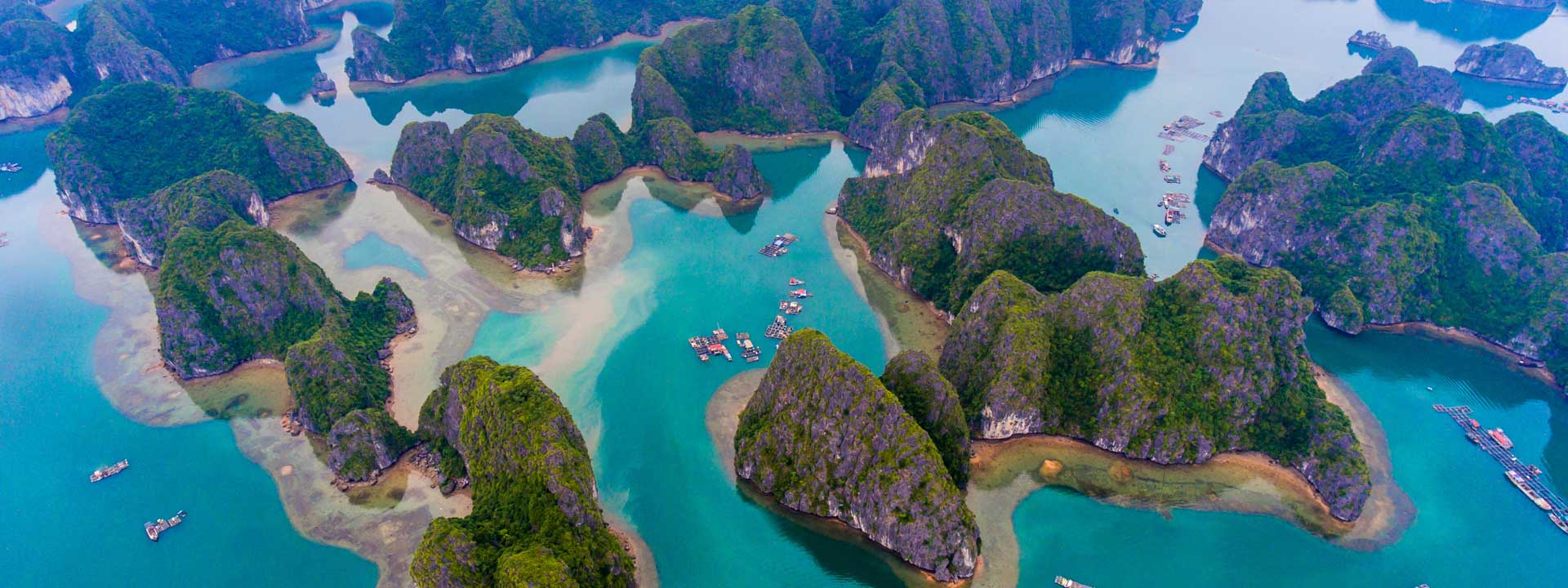 Heritage Ocean Expeditions Following the Coastline of Vietnam from North to South