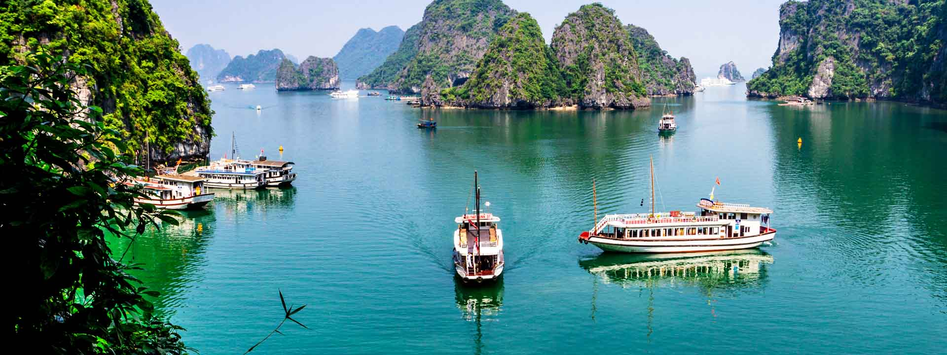 Hoa Lu and Halong Bay on land