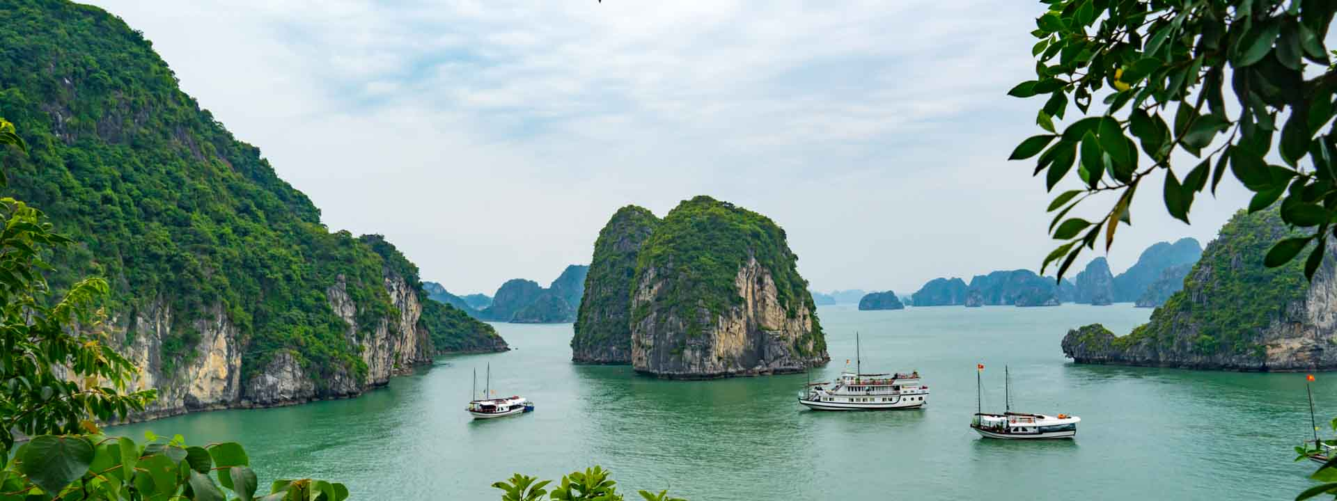 Halong Bay by Chartered Helicopter/Seaplane