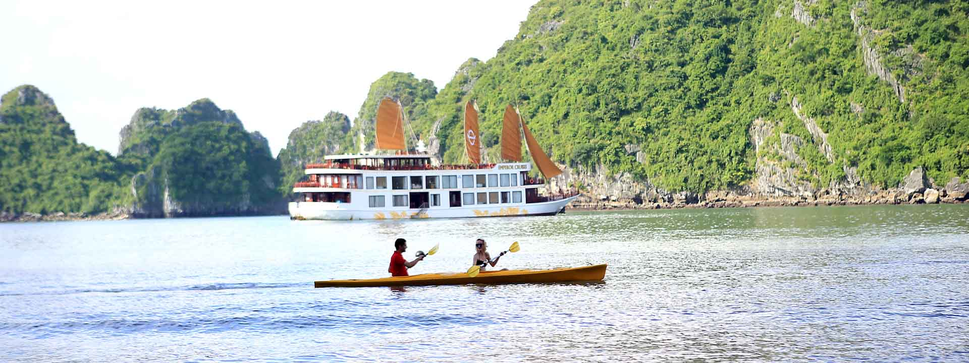 SUMMER SPECIAL OFFER- Ultimate Luxury Hanoi-Halong 5 Days