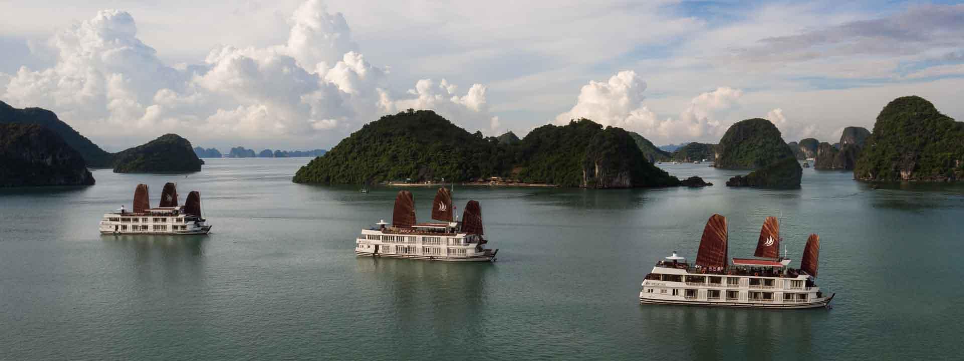 Bai Tho Victory Star Cruise 3 days
