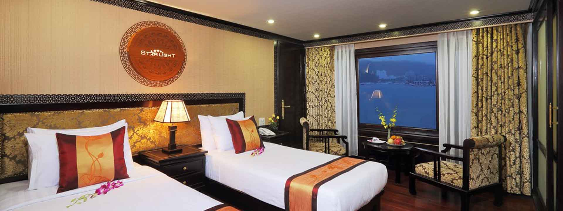 Discover magnificent Halong Bay on Syrena Cruises 2 days