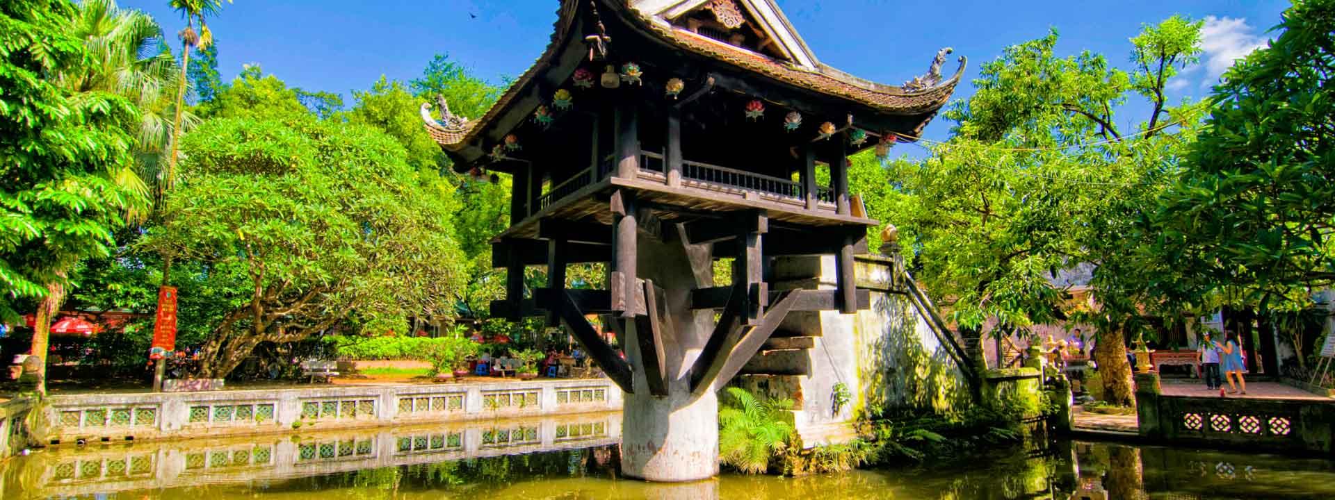 Treasures of Vietnam Cambodia Laos Tour 12 days