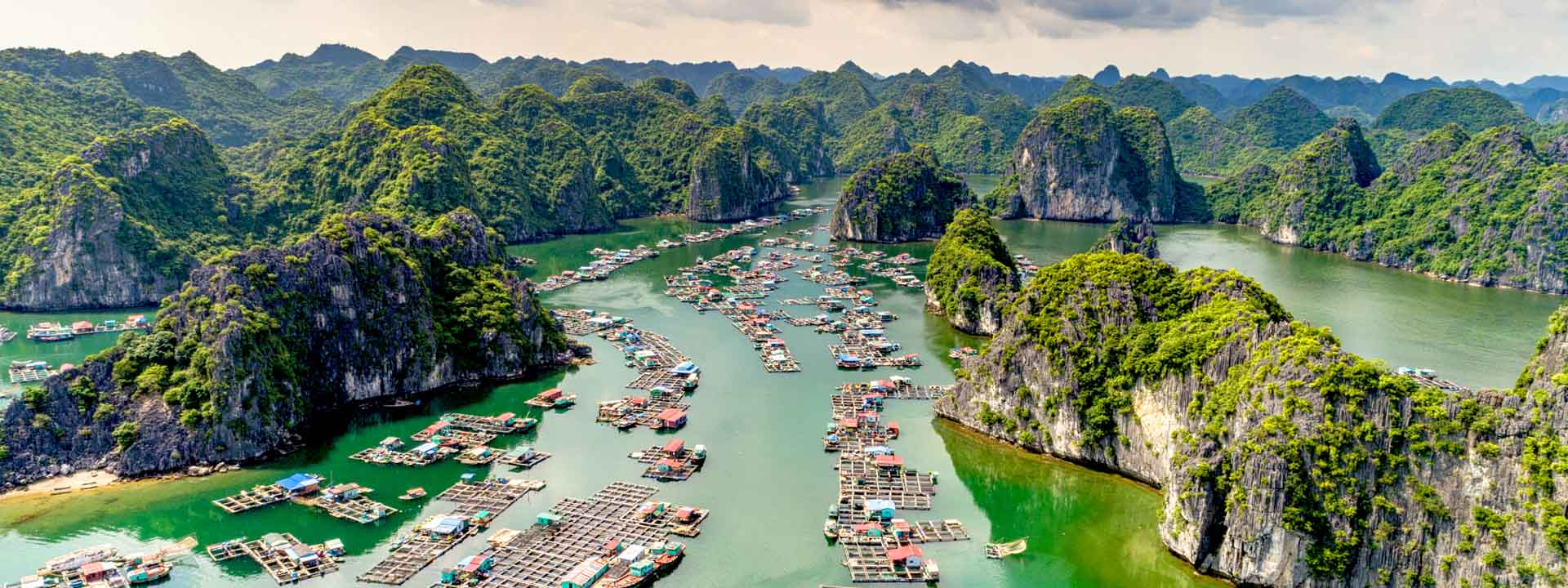 Bird-Eye views Halong Bay Exclusive Private Charter Helicopter 2 days