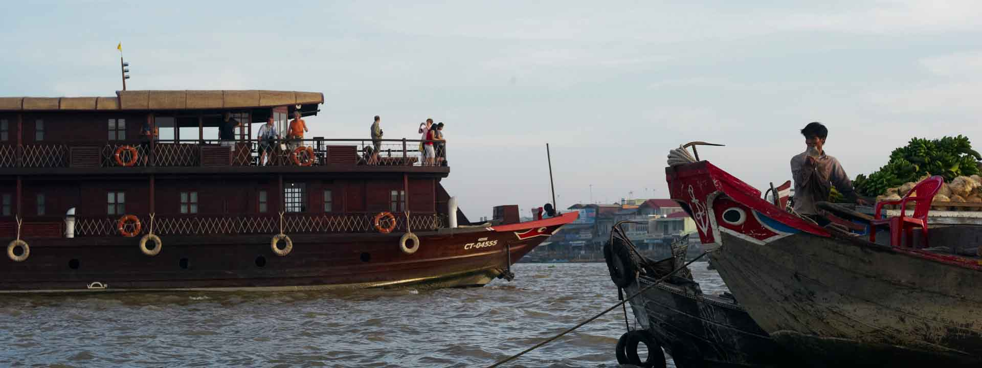 Exploring Mekong Delta on L'Amant Cruise in Style 3 days
