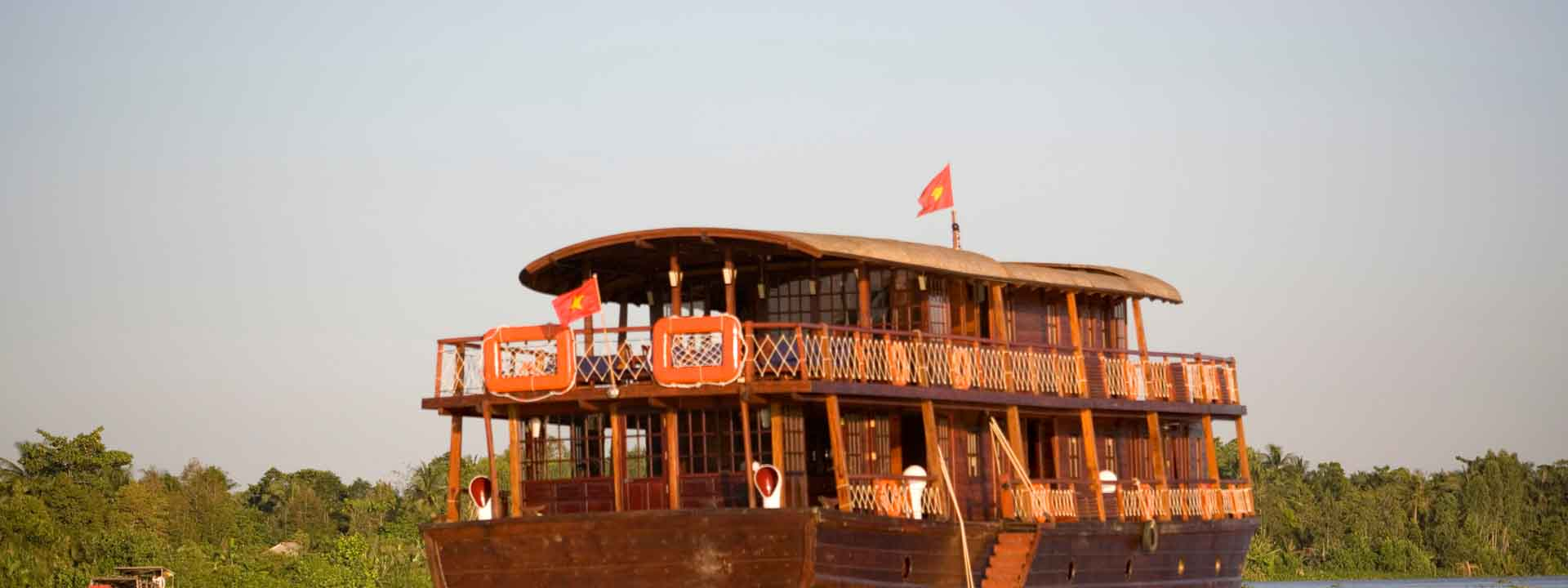 Mekong River Cruise in Style 3 days