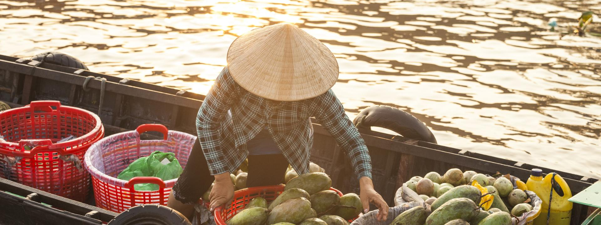Fascinating Mekong Delta 3 days