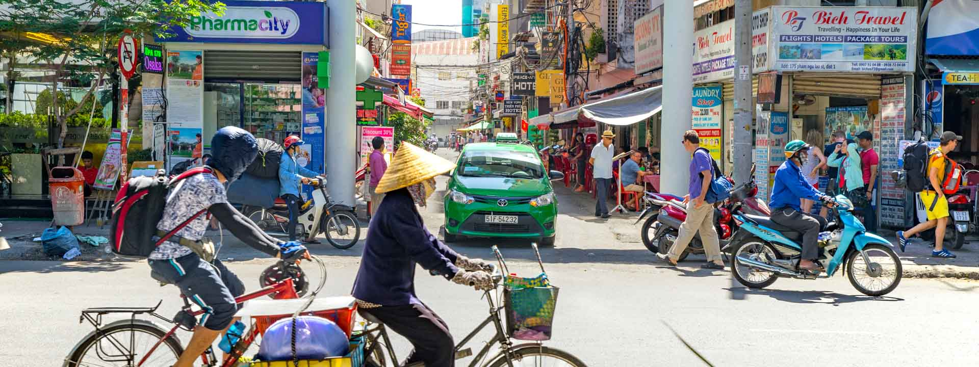 Biking Tour to Discover the Beauty and Charm of the Hanoi Countryside and Red River Delta
