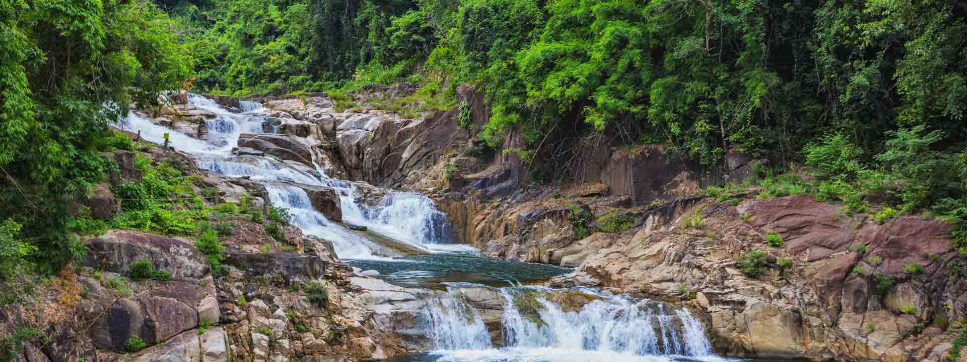 Yangbay waterfall Tour